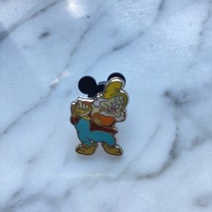 Happy Seven Dwarves Disney Pin